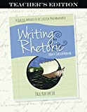 Writing & Rhetoric Book 4: Chreia & Proverb Teacher