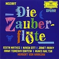 Mozart: Magic Flute by VAN DAM / OTT / MATHIS / BERLIN PHIL ORCH / KARJANA (2010-08-13)
