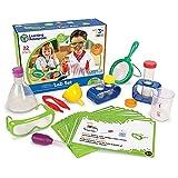 Learning Resources- Set de Laboratorio Primary Science, Color (LSP2784-UK)