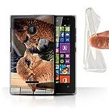 Stuff4 Phone Case for Microsoft Lumia 532 South America