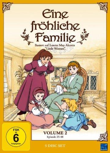 Vol. 2, Episode 25-48 (5 DVDs)