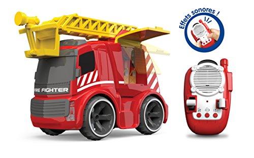 RC Auto kaufen Feuerwehr Bild: Silverlit Ferngesteuertes Feuerwehrauto 81486*