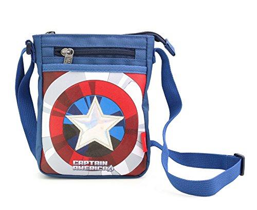 marvel avengers messenger bags MARVEL HERO Spiderman Avengers Ironman Captain Cross Body Bag Messenger Shoulder Phone Bag