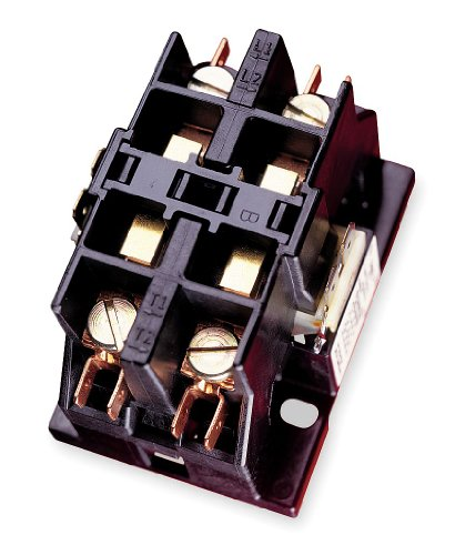 Square D 8910DP42V14 - Replaced by Eaton / Cutler Hammer C25BNB240T Contactor , 2-Pole , 40 Amp , 24 VAC Coil Voltage