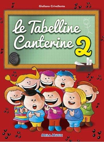 Le tabelline canterine. Con CD Audio (Vol. 2)