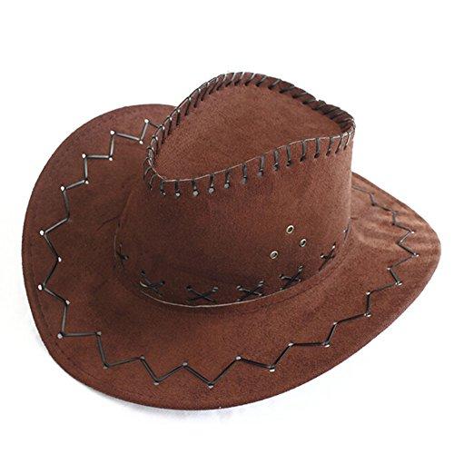 Xuping shop Heren Cowboy Hoed Britse Topper Zomer Outdoor Reizen Breedte Eaves Visor, Zonbescherming UV Bescherming