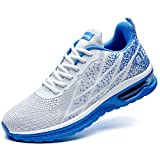 MEHOTO Mens Tennis Walking Shoes Sport Air Fitness Gym Jogging Running Lightweight Sneakers...