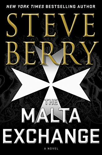 The Malta Exchange: A Novel (Cotton Malone Book 14)