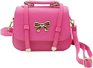 a38016c353 Scheppend Mode Pour Petite Filles Sac à Main Enfants Single Shoulder Bag Sac  Double Usage