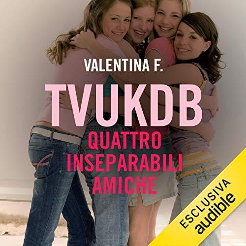 4 inseparabili amiche copertina