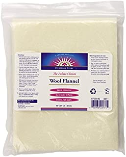 Heritage Wool Flannel 12 x 27 (Pack of 2)