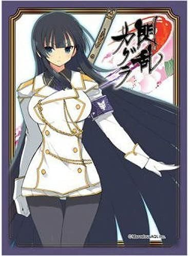 Character Card Sleeves EX Series Senran Max Special sale item 87% OFF C TCG Kagura MTG IKARUGA