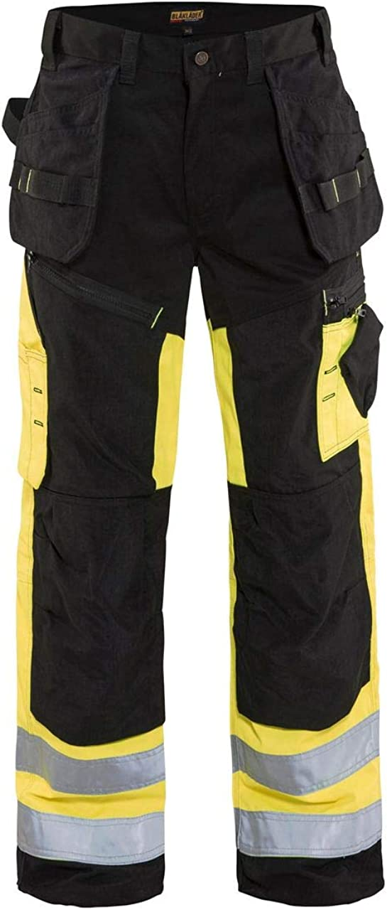 Blaklader At the price of surprise free shipping X1600 Highvis Trouser