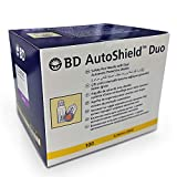 BD AutoShield Duo 5mm - 30 Guage 100ct Sterile (100ct) by Beckton Dickerton