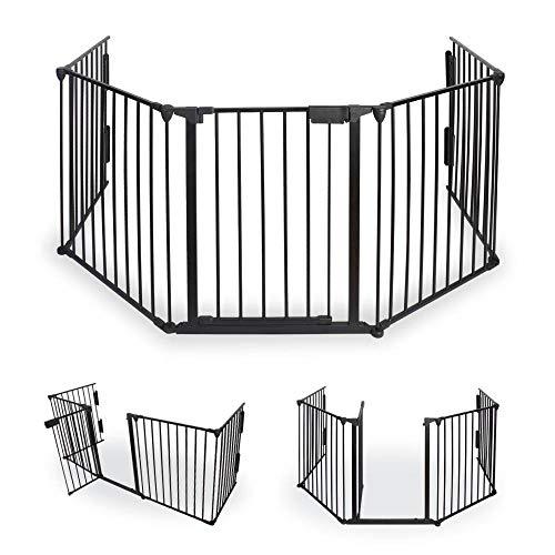 FACILITYS Barrière de sécurité Enfant, bébé, Animaux - 3 mètres, 5 Panneaux