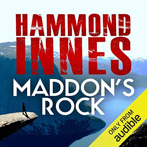 Maddon's Rock                   By:                                                                                                                                 Hammond Innes                               Narrated by:                                                                                                                                 Richard Mitchley                      Length: 8 hrs and 30 mins     24 ratings     Overall 4.4
