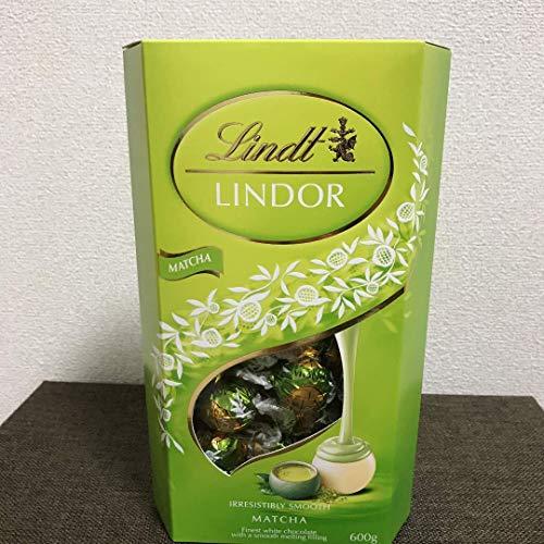リンドール トリュフチョコレート 抹茶 600g