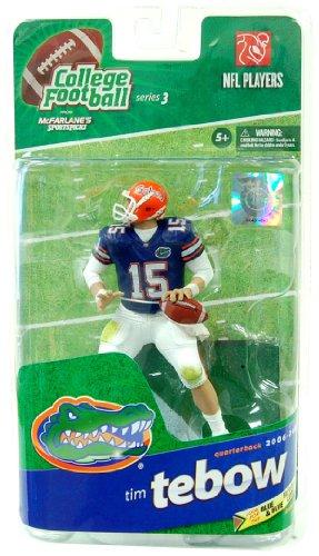 Florida Gators Tim Tebow McFarlane Figurine