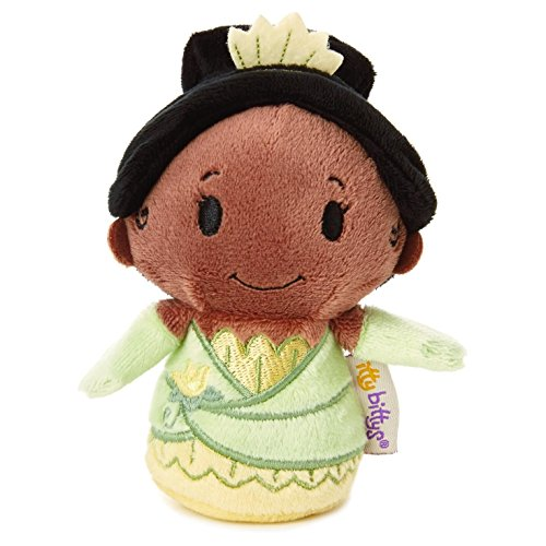Hallmark itty bittys Disney Tiana Stuffed Animal