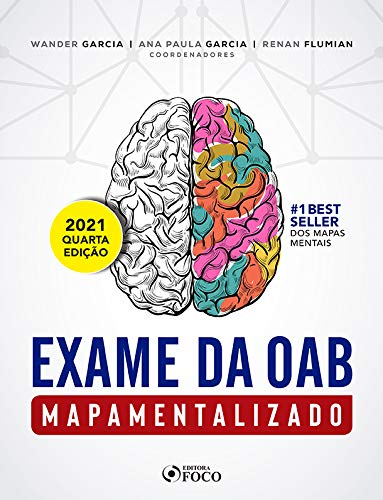 EXAME DA OAB MAPAMENTALIZADO - 4ª ED - 2021