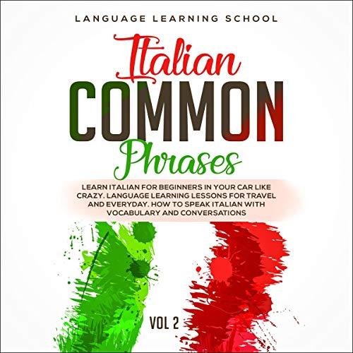 Italian Common Phrases cover art