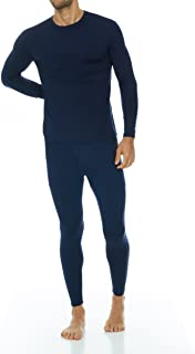Thermajohn Men's Ultra Soft Thermal Underwear Long Johns...