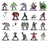 Jada Toys – Marvel Gift Pack de coleccionista con 20 Personajes en Die-Cast cm 4 + 8 años 253225017