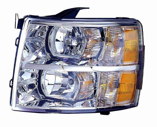 09 silverado headlight assembly - 3