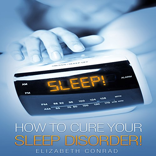 Sleep! audiobook cover art