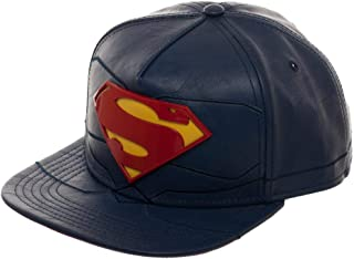 DC Comics Superman Rebirth Snapback Hat
