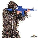 Arcturus 3D Leaf Ghillie Suit (Dark Woodland, XL)