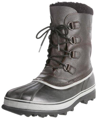 Sorel Boots - Sorel Caribou WL Boots - Black, Black, 45.5 EU