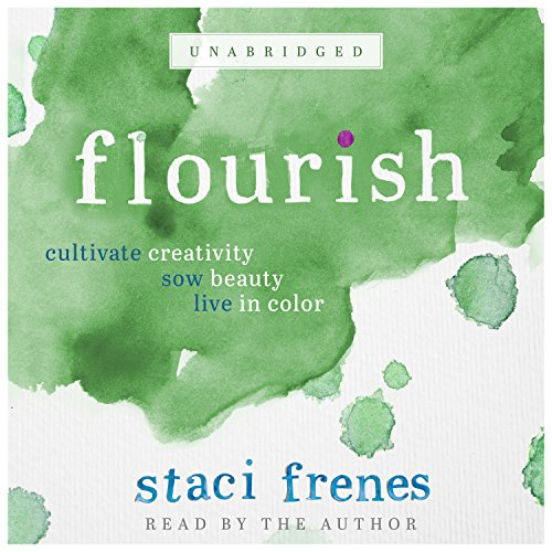 Flourish audiobook cover art