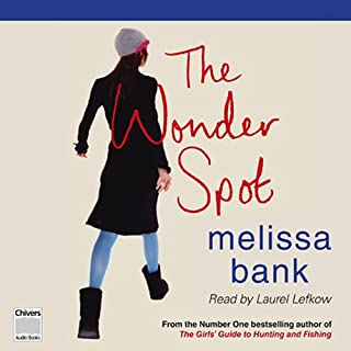 The Wonder Spot audiobook cover art