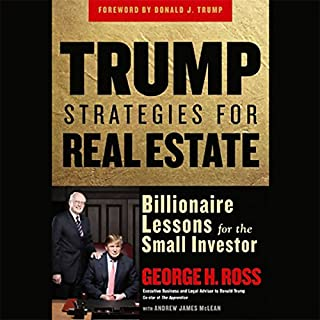 Trump Strategies for Real Estate cover art