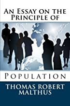 Best the principle of population Reviews