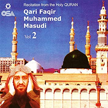 Recitation from the Holy Quran, Vol. 2