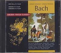 Bach;Orchestral Suite No.4