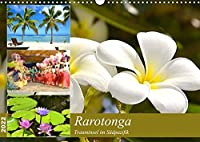 Rarotonga - Trauminsel im Suedpazifik. (Wandkalender 2022 DIN A3 quer): So schoen ist Rarotonga, eine der groessten Cookinseln im Suedpazifik. (Monatskalender, 14 Seiten )