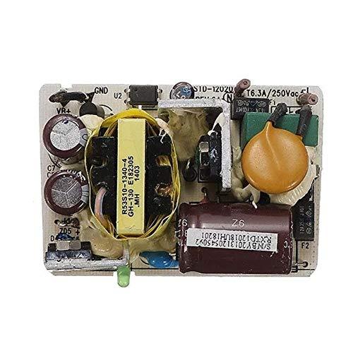 Sueño Edge AC-DC 12V 2A 24W 3pcs Módulo de alta eficiencia de conmutación de corriente alterna AC 100-240V a DC 12V Regulador de voltaje del estabilizador del monitor con cortocircuito Función de prot