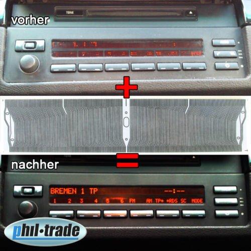 Pixel Reparatur Radio Display Bildschirm Kontaktfolie Flexband
