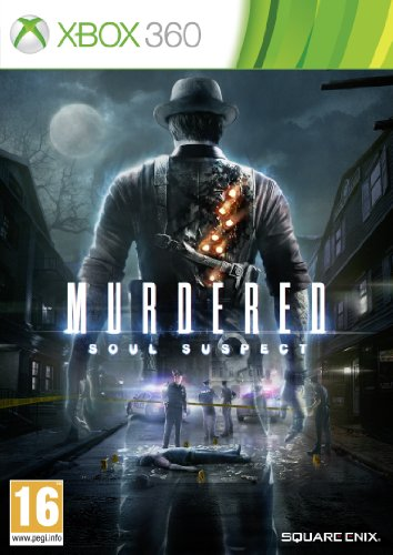 PRE-ORDER! Murdered Soul Suspect Microsoft XBox 360 Game UK