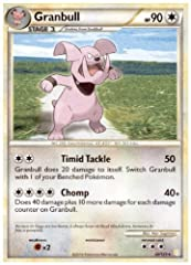 A single individual card from the Pokemon trading and collectible card game (TCG/CCG). This is of Rare rarity. From the HeartGold SoulSilver set. You will receive the 1st, Unlimited Edition version of this card.
