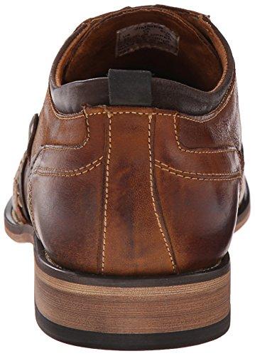 Steve Madden Men's Jimmer Oxford, Tan, 8.5 M US