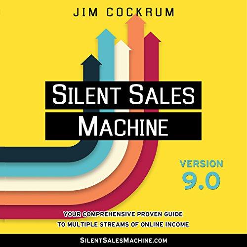 Silent Sales Machine 9.0 audiobook cover art