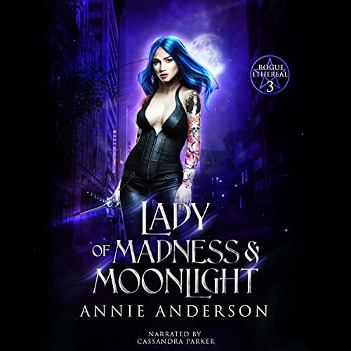 『Lady of Madness & Moonlight』のカバーアート