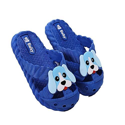 CCMOO Kinderen Slippers voor Meisjes Jongens Zomer Sandalen Kids Flip Flop Thuis Badschoenen Baby Casual Non-slip Platte Strandschoenen Dier Leuke