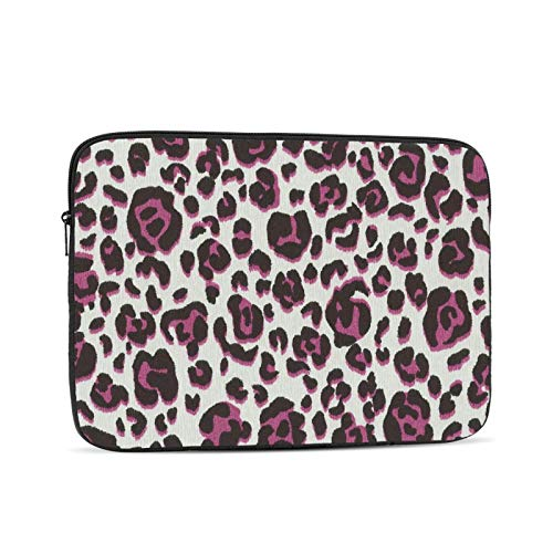 "10""12""13""15""17 Inch Leopard Laptop Carrying Bag Case Notebook Bag Tablet Cover Sleeve Briefcase Bag"