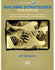 Soloing Strategies for Guitar (Book & CD)