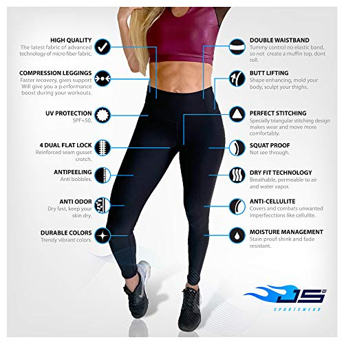 519lrAMBDFL The Best Gym Leggings That Don't Fall Down 2021
